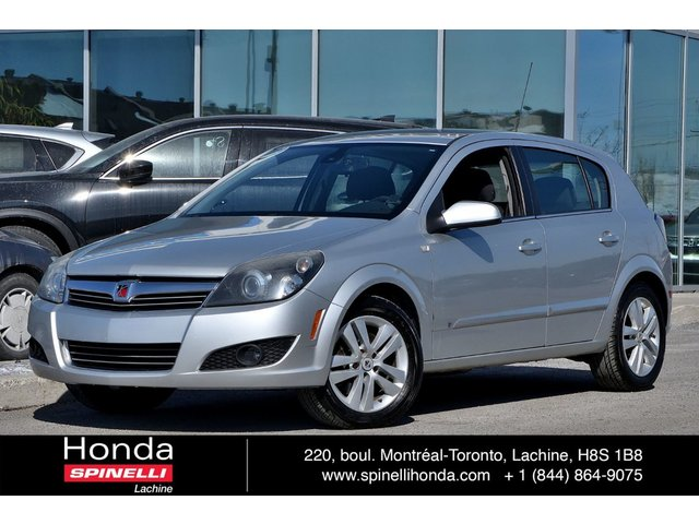 Saturn Astra XR AUTO AC MAGS PROPRE 2008