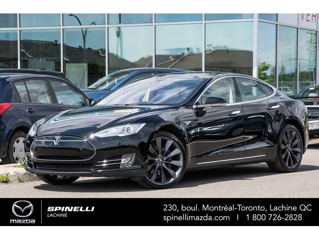 Tesla Model S P85+ 450-500 KM RANGE FREE SUPER CHARGER FOR  2013