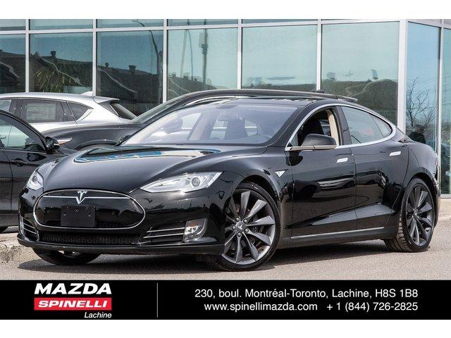 Tesla Model S P85+ 450-500 KM RANGE 2013