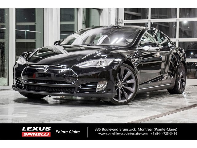 Tesla Model S Performance P85+ 2013