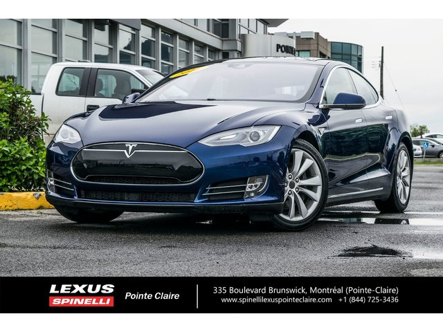 Tesla Model S 90D GPS PREMIUM-WINTER-SUSPENSION PACKAGE. 2016