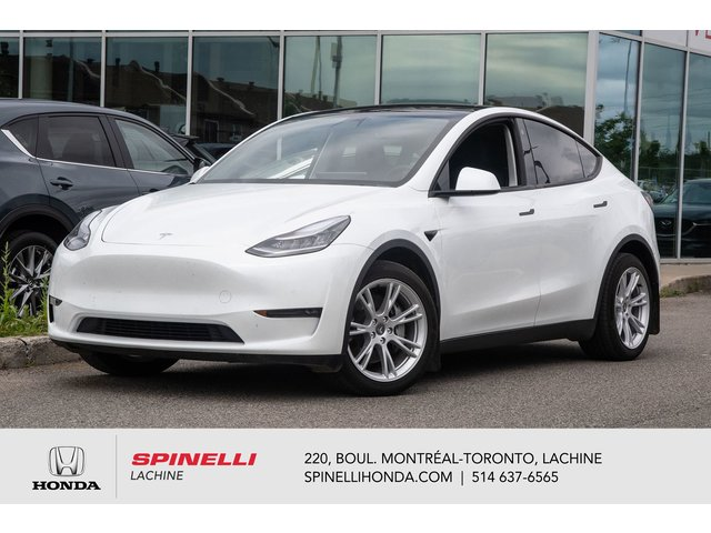 Tesla Model Y Long Range 2021