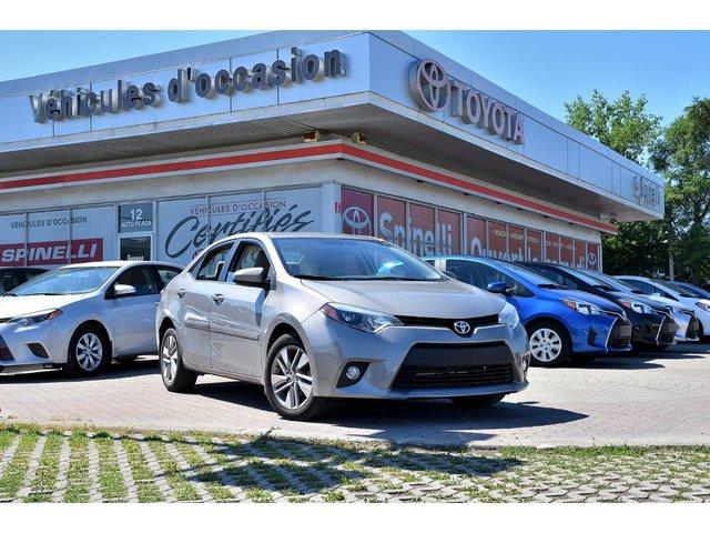 Toyota Corolla LE ECO PKG!!!! 2014