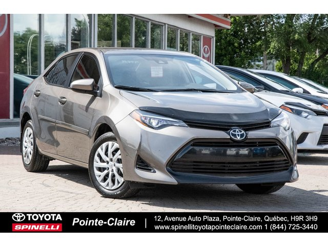 Toyota Pointe Claire >> Gold Series Used Car Inventory For Spinelli Toyota Pointe