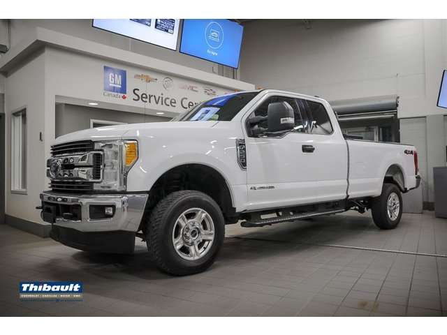 Ford F-250 F-250 Super Duty 4WD boite 8 pied-Power Strok 2017
