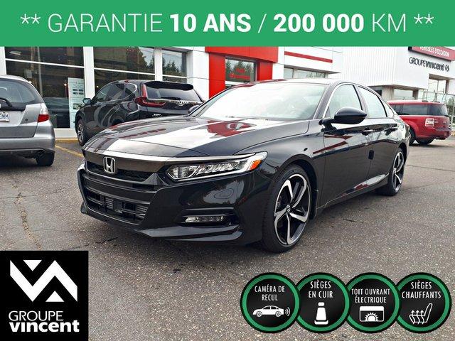 Honda Accord Sport ** GARANTIE 10 ANS ** 2020