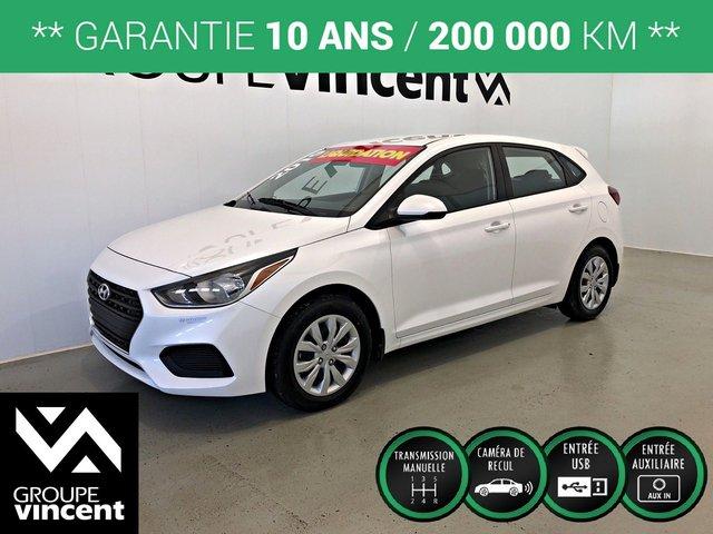 Hyundai Accent ESSENTIAL ** GARANTIE 10 ANS ** 2019