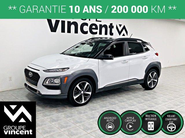 Hyundai Kona TREND AWD ** GARANTIE 10 ANS ** 2018