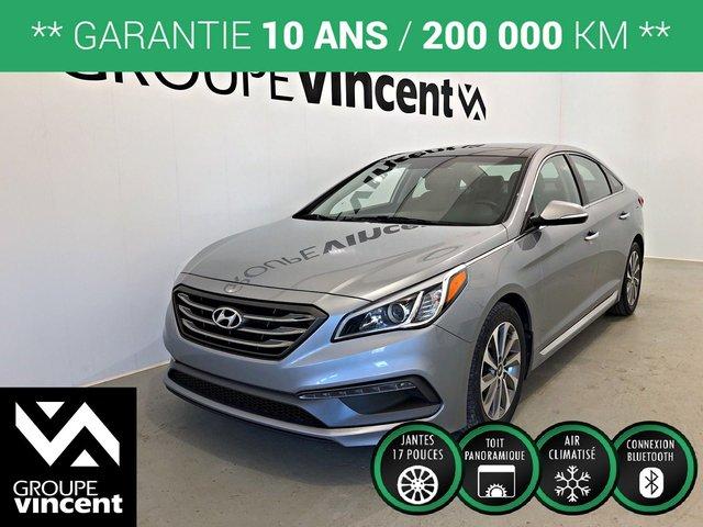 Hyundai Sonata SPORT TOIT PANORAMIQUE ** GARANTIE 10 ANS ** 2015