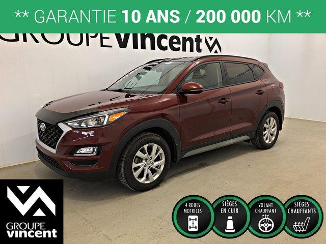 Hyundai Tucson PREFERRED AWD CUIR TOIT PANO ** GARANTIE 10 A 2020