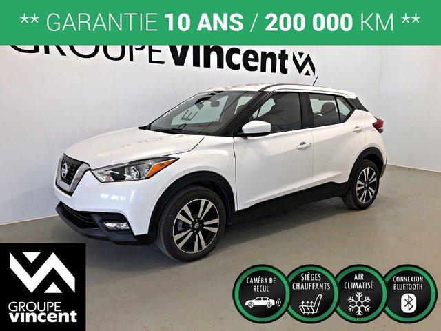 Nissan KICKS SV ** GARANTIE 10 ANS ** 2019