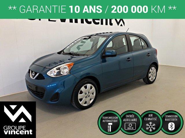 Nissan Micra SV CLIMATISEUR ** GARANTIE 10 ANS ** 2015