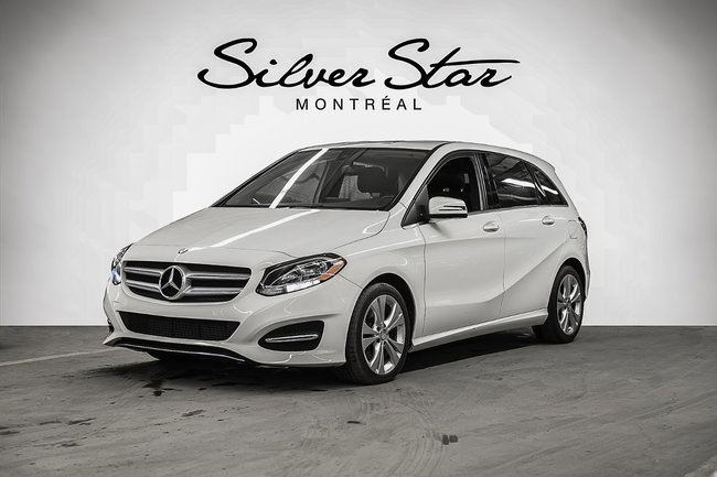 2015 Mercedes-Benz B250 4MATIC Sports Tourer