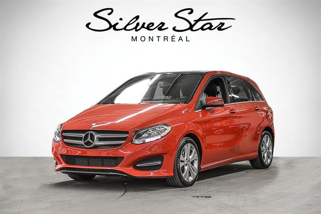 2016 Mercedes-Benz B250 4MATIC Sports Tourer