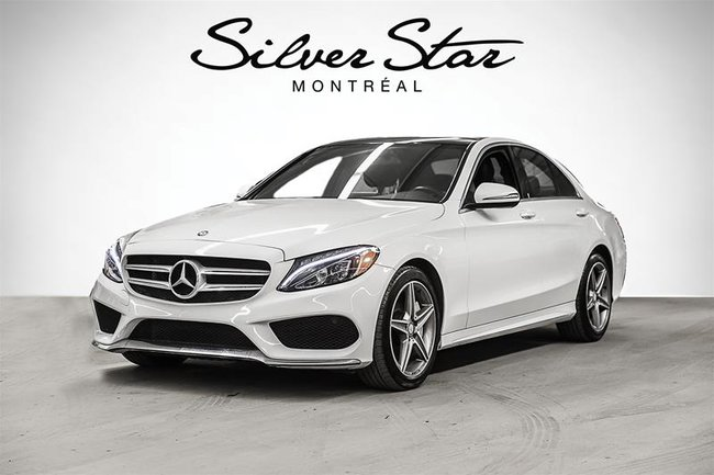 2016 Mercedes-Benz C300 4MATIC Sedan