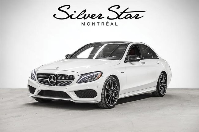 2017 Mercedes-Benz C43 AMG 4MATIC Sedan