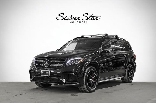 2017 Mercedes-Benz GLS63 AMG 4MATIC SUV