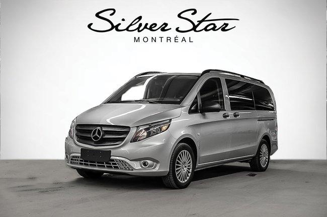 2017 Mercedes-Benz Metris Passenger Van