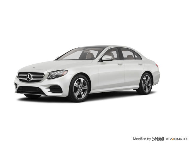 2019 Mercedes-Benz E300 4MATIC Sedan