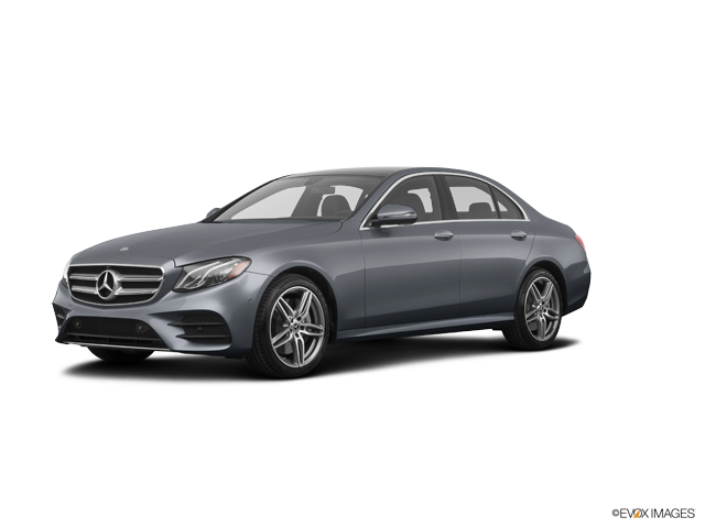 2019 Mercedes-Benz E450 4MATIC Sedan