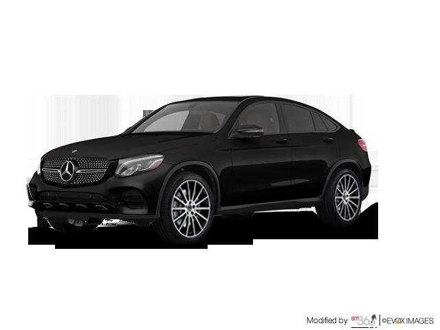2019 Mercedes-Benz GLC300 4MATIC Coupe