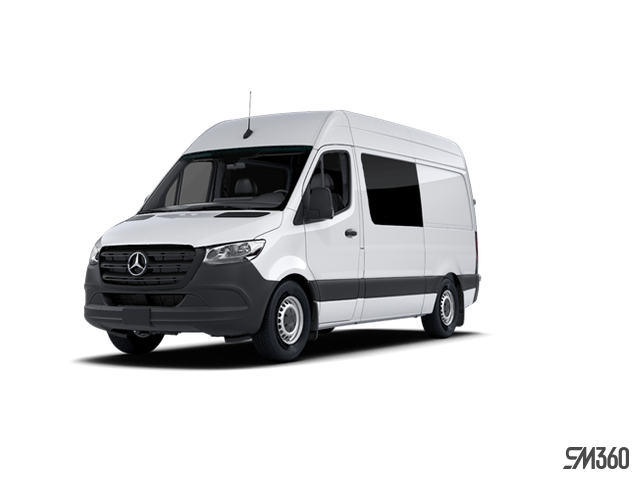 2019 Mercedes-Benz Sprinter Gas 2500 Crew Van 170