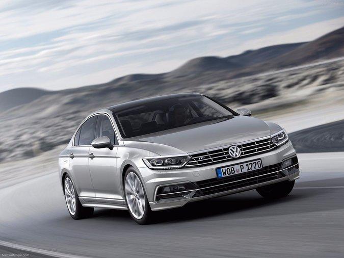 La Volkswagen Passat 2015, le luxe à la portée de toutes les bourses