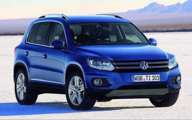 Le Volkswagen Tiguan 2015,vous serez conquis quand vous l'aurez essayé