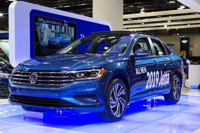 Cowell Volkswagen at the 2018 Vancouver International Auto Show