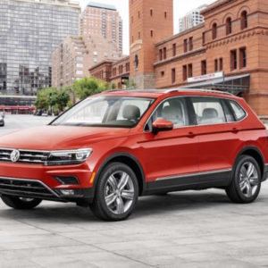 2018 Tiguan Review: Supersized for it's second-generation