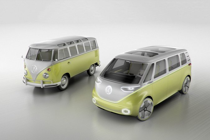Volkswagen I.D. Buzz Microbus