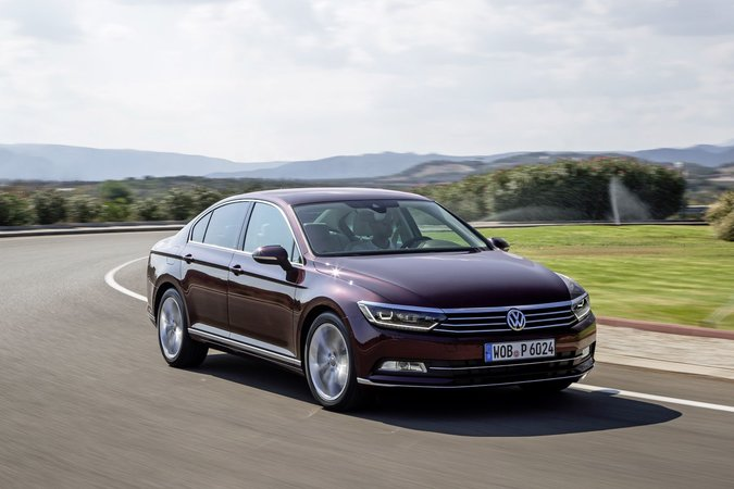 VW Builds 500,000th Passat in Chattanooga
