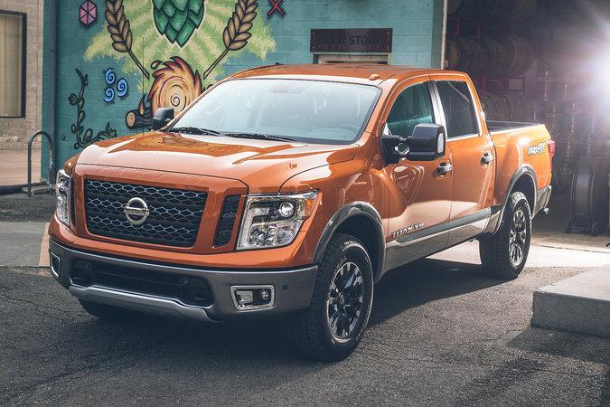 Nissan Titan takes top 10 spot in J.D. Power Initial Quality Study