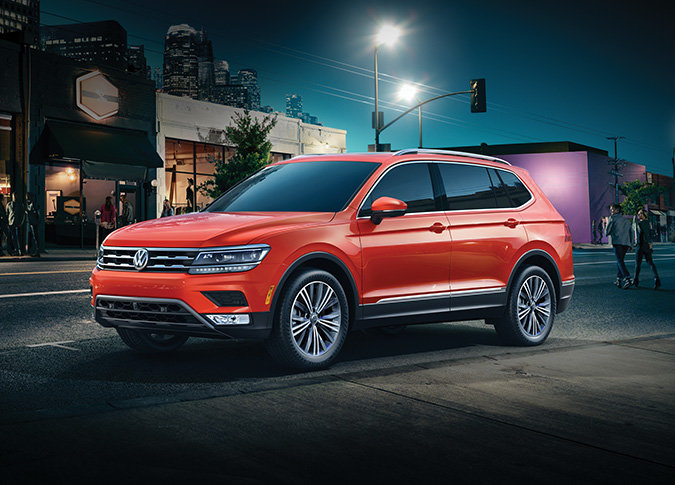 2018 Tiguan - The Model Name is All You'll Recognize