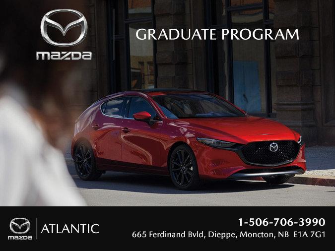 Atlantic Mazda - Graduation Program at Atlantic Mazda