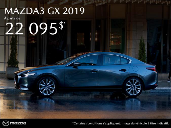 Mazda Repentigny - Procurez-vous la Mazda3 2019!