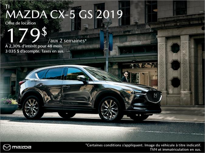 401 Dixie Mazda - Procurez-vous le Mazda CX-5 2019 aujourd'hui!