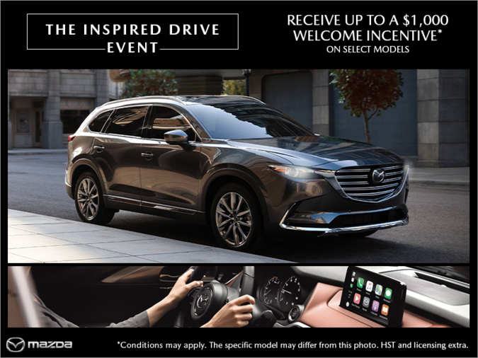 Agincourt Mazda - The Inspired Drive Event