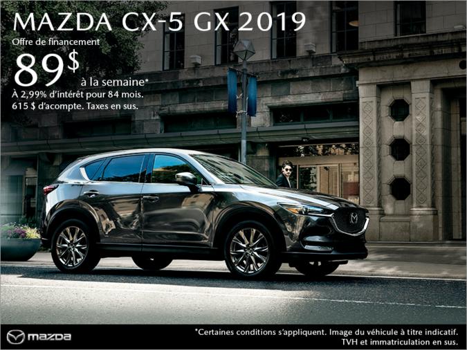 Agincourt Mazda - Procurez-vous le Mazda CX-5 2019 aujourd'hui!