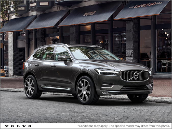 The new 2019 XC60