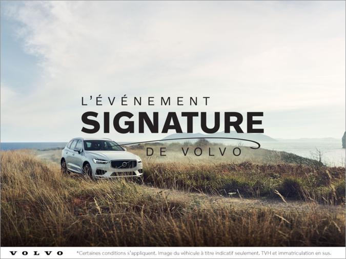 L'événement mensuel chez Volvo