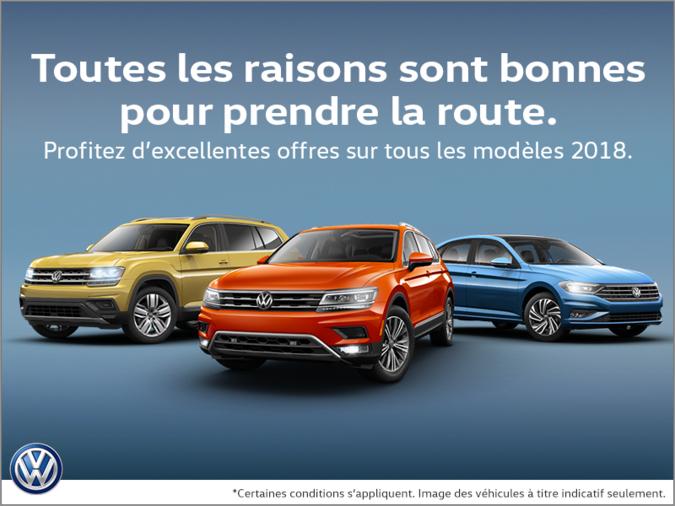L'évènement Volkswagen pour tous!