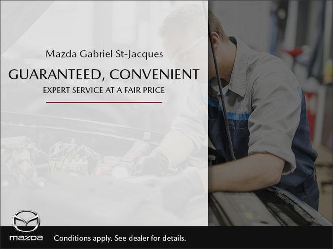 Mazda Gabriel St-Jacques - Expert Service