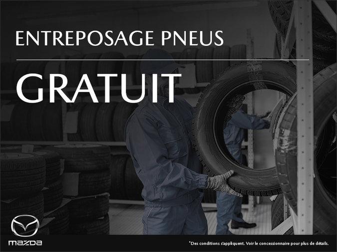 Mazda Repentigny - Entreposage de pneus