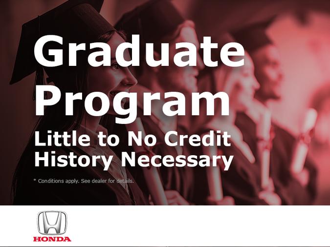 Forman Honda - Graduate Program