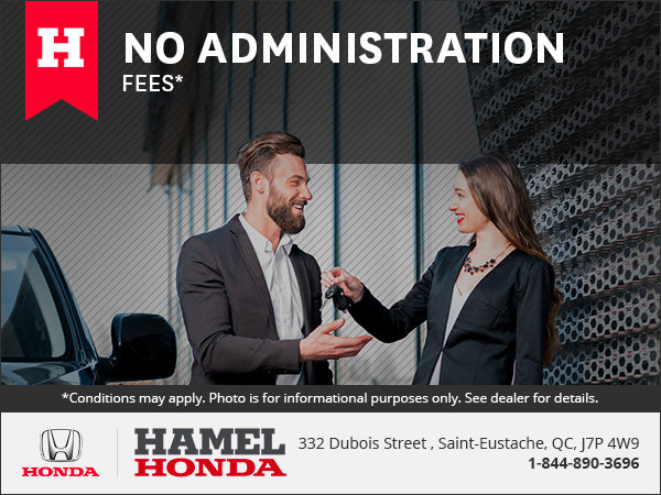 No Administration Fees
