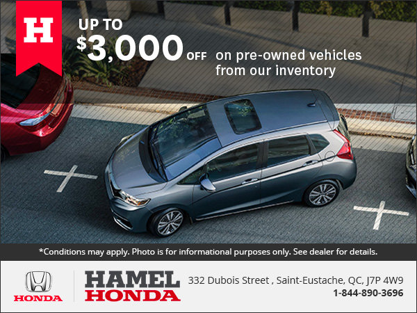 Up to $3,000 Off!