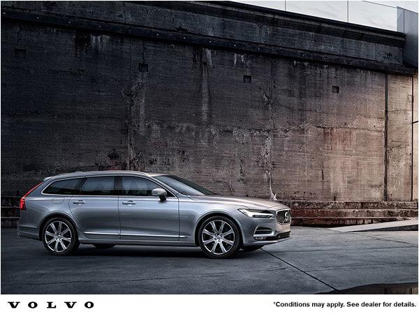Volvo V90 Promotion