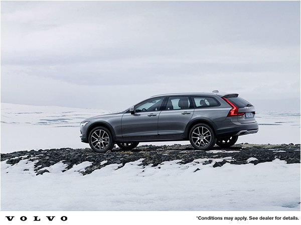Volvo V90 Cross Country Promotion