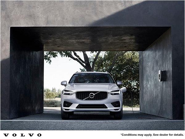 Volvo XC60 Hybrid Promotion
